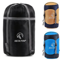 REDCAMP Compression Stuff Sack bag Lightweight  for Sleeping Bag Camping 4 Sizes