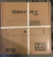 Dr. Zaber Sentry 2.0 Grey Mini ITX Case Rare New Unopened