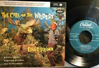 "Call of the Wildest Pt 2   19? 1st Press   7"" 45 Vinyl=EX+   Cover=EX+ (D)"