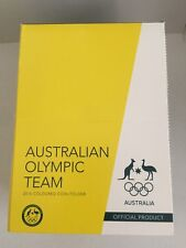 2016 UNC $2 AUSTRALIAN OLYMPIC TEAM COLOURED COIN COLLECTION BOX SET OF 25