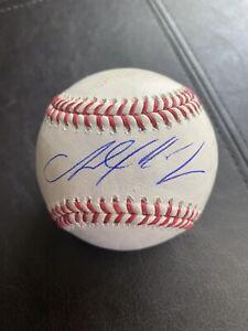 Charlie Montoyo Toronto Blue Jays Signed 7/21/21 Used Major League Baseball