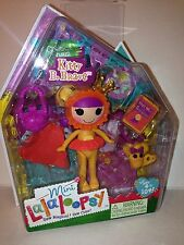 Lalaloopsy Golden Brick Road Collection  ~ Kitty B Brave