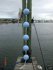 Key West NEW BABY BLUE Lobster / Crab Buoy QTY 5