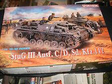 DRAGON 6009   1/35 STUG III AUSF.C/D. SD.KFZ.142