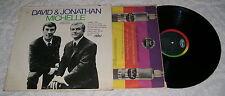 "David & Jonathan - Michelle - Capitol 12"" Vinyl  LP - Mono - 1966 - NM-"