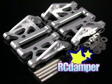 ALUMINUM SUSPENSION LOWER ARM S TAMIYA TA03 TA03F TA03R TA-03 FRONT & REAR
