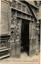CPA  Morlaix  -Bas de l' Escalier Pouliquen Grande-Rue (XV siécle)  (206924)