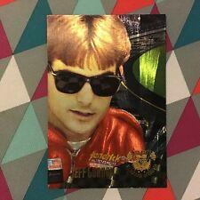 1995 Pinnacle Select Jeff Gordon Young Stars Jumbo Parallel Hendrick Motorsports