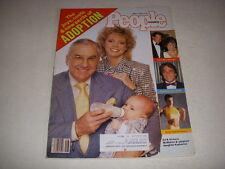 PEOPLE Magazine, April 21, 1986, ED MCMAHON Cover, TONY DANZA, L.L. COOL J!