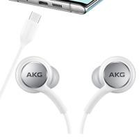 AKG Samsung Headset USB Type-C Für Galaxy A42 5G Kopfhörer Ohrhörer Weiss