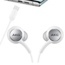 AKG Samsung Headset USB Type-C Für OnePlus 9 Pro Kopfhörer Ohrhörer Weiß