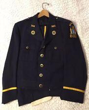 Vintage American Legion Dress Uniform Jacket And Pants Buttons New Jersey 103