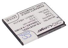 UK Battery for Huawei Ascend Y100 C8500 HB4J1 HB4J1H 3.7V RoHS