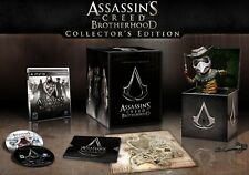 Assassin Creed Brotherhood Collector Edition+Doctor jack-in-box PS3, limited NEW