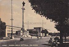 FORLI' - Piazza della Vittoria - Via Roma