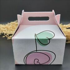 Gift Box Metal Cutting Dies Stencil Scrapbook Embossing Paper Card Craft Decor