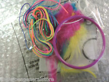 Dream Catcher KIT Art Craft, Ages 5+, Kit w/Directions in Cellophane as shown