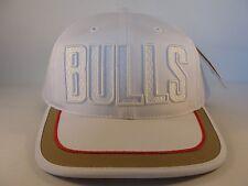NBA Chicago Bulls Vintage Snapback Hat Cap