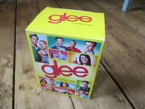 Glee Complete Series (2015 DVD), 36 Discs, Region 2, Good condition