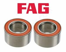 For Porsche 911 912 924 944 968 Pair Set of Two Rear Wheel Bearings FAG 527243CA