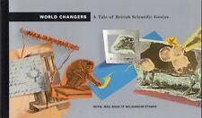 Gb Qe 1999 Prestige £6.99 Booklet - World Changers - Dx23