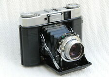 Zeiss Ikon Super Ikonta 534/16 Camera with Tessar 75mm f/3.5 Lens,case,hood