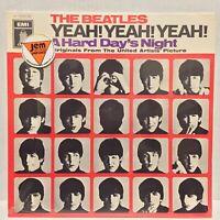 Beatles Yeah Yeah Yeah A Hard Day's Night SEALED GERMANY 1C 072-04 145 EMI Odeon
