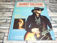 JOHNNY HALLYDAY  LA COLLECTION OFFICIELLE 1969 RIVIERE OUVRE TON LIT  CD + LIVRE