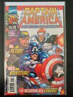 CAPTAIN AMERICA #1 Sentinel of Liberty (1998 MARVEL Comics) ~ VF/NM Book