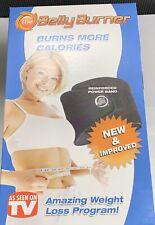 The Belly Burner Adjustable Weight Loss Belt Stomach Burn Fat Slim Abs Shapewear