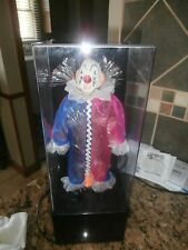 Vintage Fiber Optic Musical Clown 1988