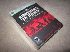 Brothers in Arms: Hell's Highway Limited Edition (Xbox 360/One/X) collector NEW