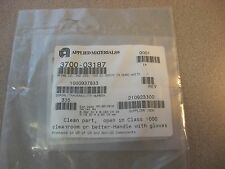 AMAT O-Ring ID: .362 CSD: .103 CZ SD570 70 DURO WHITE, 3700-03187, New, Sealed