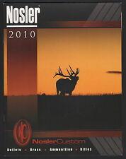 Nosler Catalog - 2010