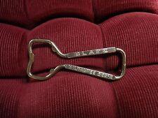SHINY! Vintage  BLATZ MILWAUKEE BEER Wire Form BOTTLE OPENER