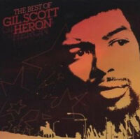 Gil Scott-Heron : The Best Of CD (2009) ***NEW*** FREE Shipping, Save £s