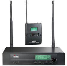 Mipro Act 311 Tb sans Fil LLC Act 311B avec Émetteur de Poche ACT-32T