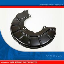 Brake Disc Cover Plate - Passenger N/S Left - Audi A1 A3 Q3 1K0615311F