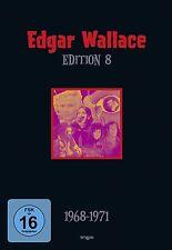 EDGAR WALLACE Edition 08 TOTE AUS DER THEMSE Gesicht Dunkeln GLASAUGE 5 DVD Box