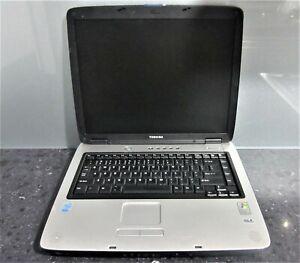 TOSHIBA SATELLITE A60 Laptop Computer Notebook PC for fix parts repair rebuild