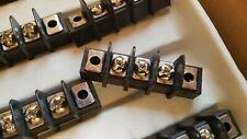 300 pcs, Barrier Strip, 3 Position, Single Row, Black. Molex 0387200803