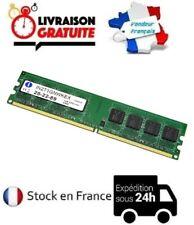 BARRETTE MÉMOIRE DE RAM INTEGRAL DDR2 1GO 1GB PC2 5300U 1RX8 667MHZ ORDINATEUR