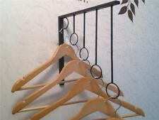 Iron Wall Mounted Clothes Rack Hanging Bracket Display Fashion Shop 003