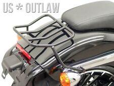 Gepäckträger schwarz für Harley Softail Breakout Rack CVO Pro Street Breakout