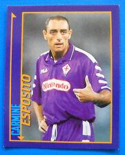 FIGURINA MERLIN CALCIO KICK OFF 98/99 - N.56 - ESPOSITO - FIORENTINA - new