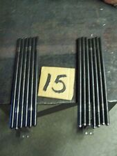 SBC push rods / partial / 6 - 8.000 / 7 - 7.900 / 5/16 / used