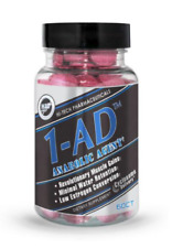 Hi-Tech Pharmaceuticals 1-AD 1AD -60servings- Lean Muscle Gains No Estrogen