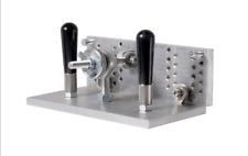 New Design Knife Bevel Jig 7 Aluminum Plunge Guide Inc Micro Adj Threads