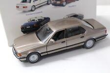 1:24 Schabak BMW 750iL 7er E32 Limousine bronze NEW bei PREMIUM-MODELCARS