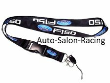 For FORD RACING F150 Lanyard Neck Cell Phone Key Chain Strap Quick Release New